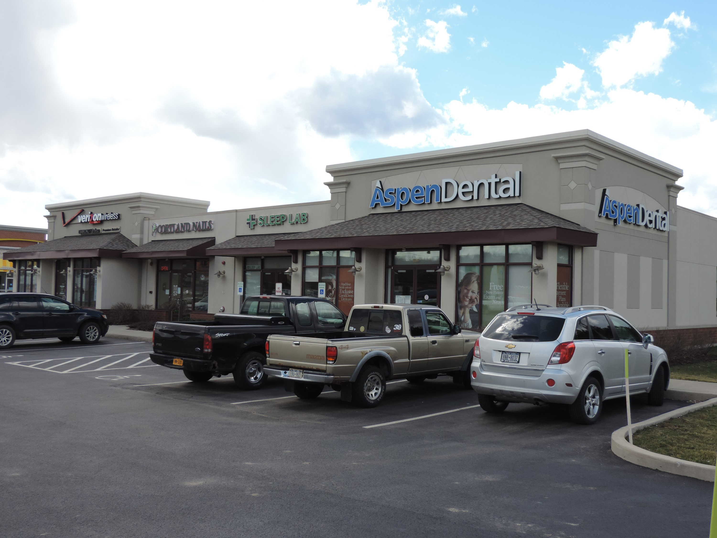 Cortland Commerce Retail Center - Cortland, NY