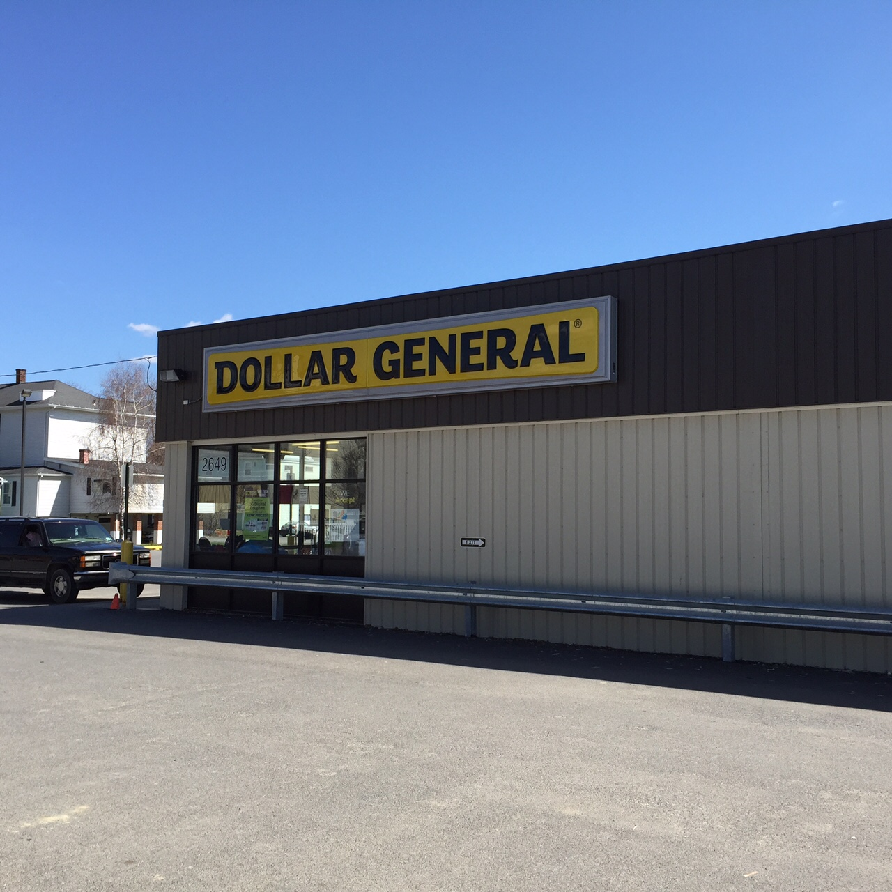 Whitney Point Dollar General - Whitney Point, NY